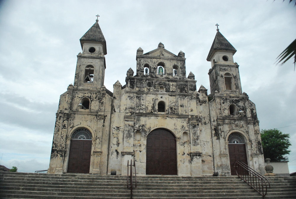 Cathedral in Grenada