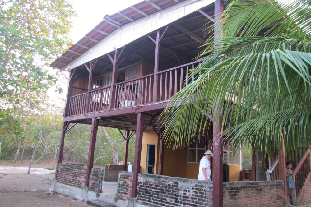 Stay at Fauna & Flora's Research Station at Padre Ramos during the trip.