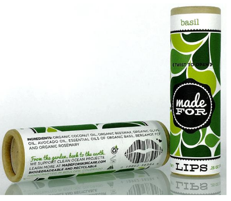 MadeFor Lip Balm (10% of each one sold)