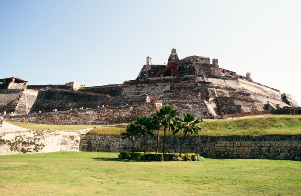 Day 7: After breakfast, we head back to Cartagena, where we will visit the historic San Felipe Castle and walled city