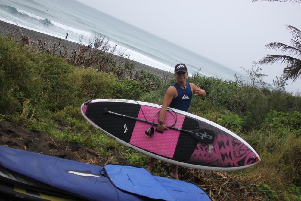 Fansen Sup Surfer