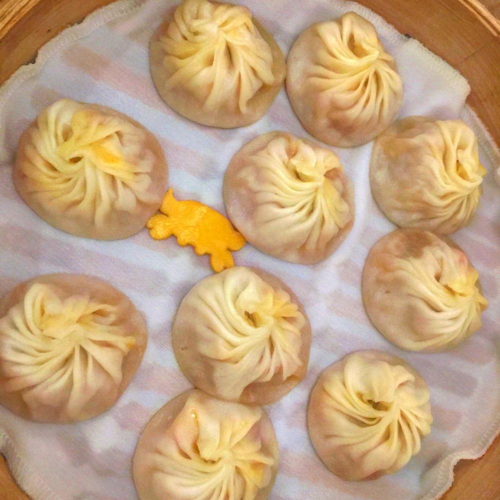 Xialongbao: Soupy Dumplings
