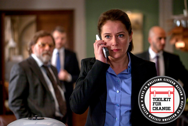 'Borgen' is an addictive Danish drama about coalition politics (really!).