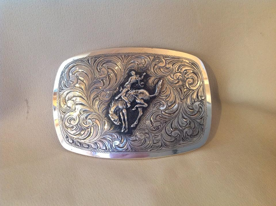 Amy Raymond does it all!! She is a mom, rancher, and kick butt silversmith! Maybe i'm Oregon biased! Follow her on Facebook at Raymond Silver and Instagram @amy_raymond