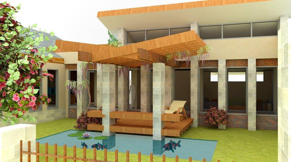 Residential: Urban house