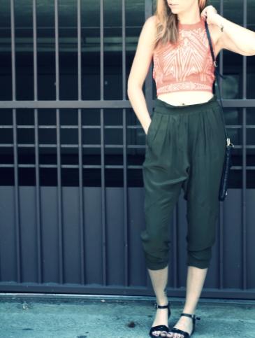 Pants - Isabel Marant | Shoes - Miista //photos by Sarah Hardcastle
