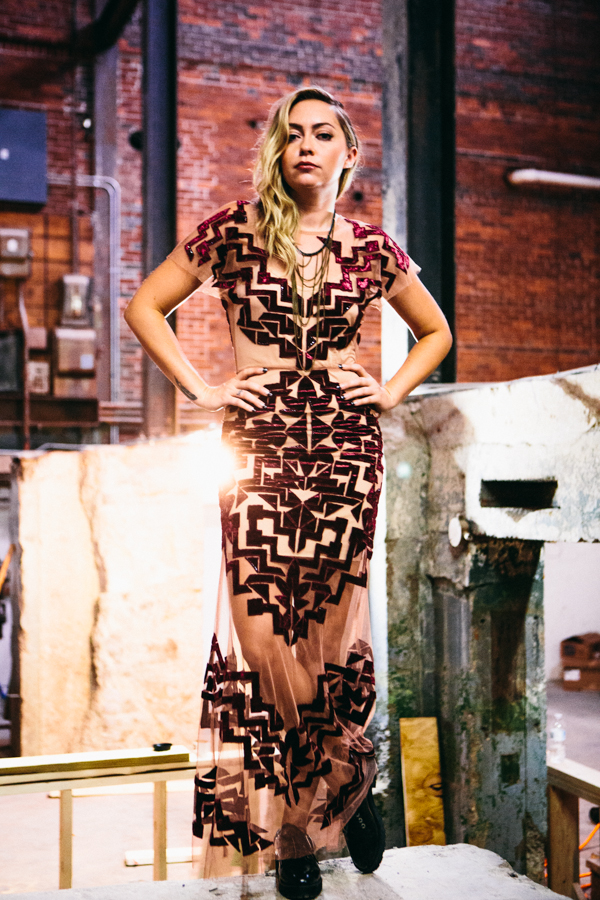 Dress - For Love + Lemons | Shoes - Matisse | Jewelry - Rain + Rust || all for   KITTY NASHVILLE
