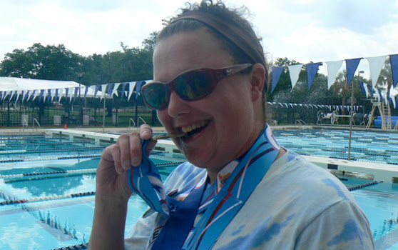 RSF Board Member, Anna Modlin, competed in the 2014 Transplant Games of America.