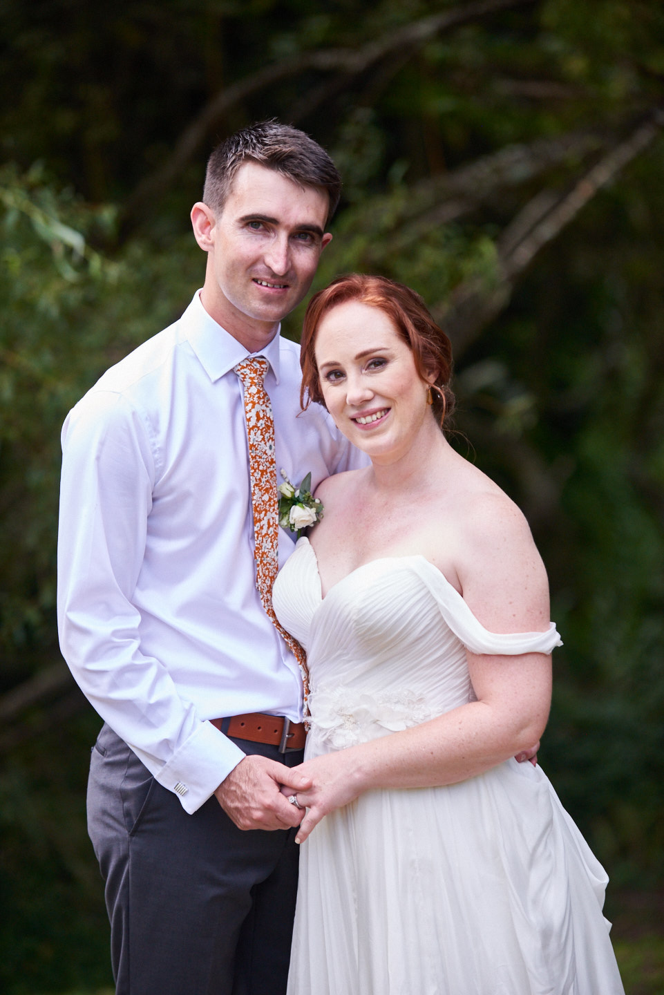 Becks Wilkinson and Andy Beard's wedding in Welcome Bay, Tauranga