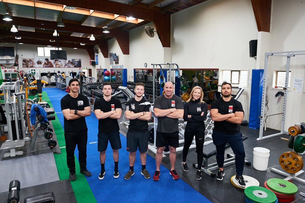 Kumeu Gym staff portrait (www.kumeugym.co.nz)