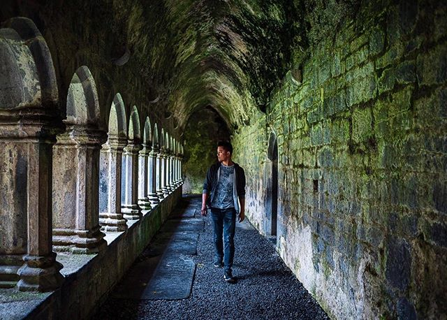 Quin Abbey | Built early 1400s 📸 @sonyalpha a7sii  @sigma 16mm 1.4 — Thanks @thelibbyslater for the assist 📷👌🏽😄