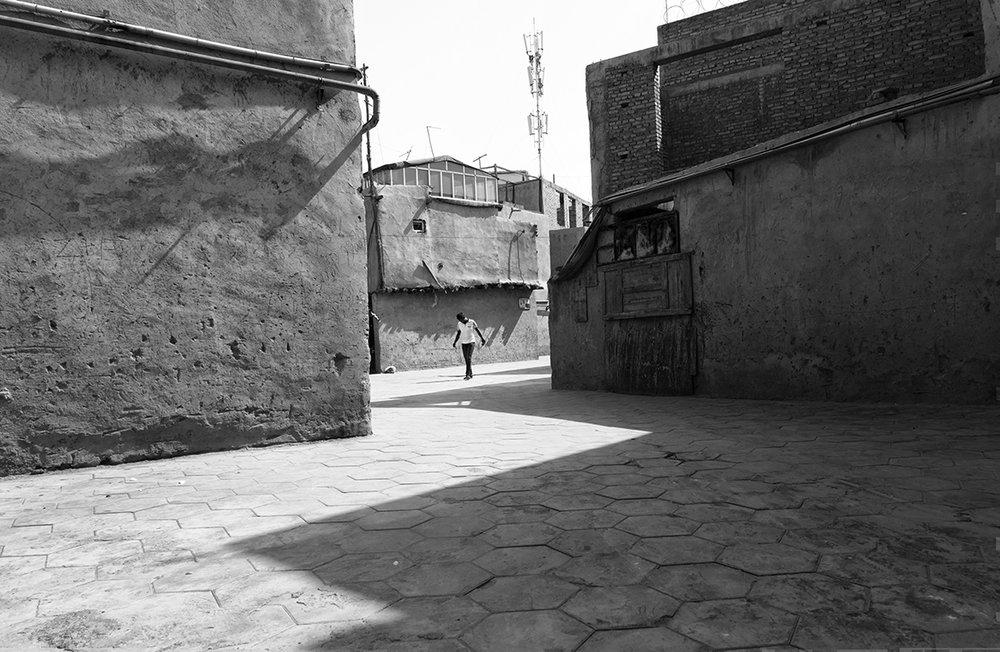 Kashgar, 2018
