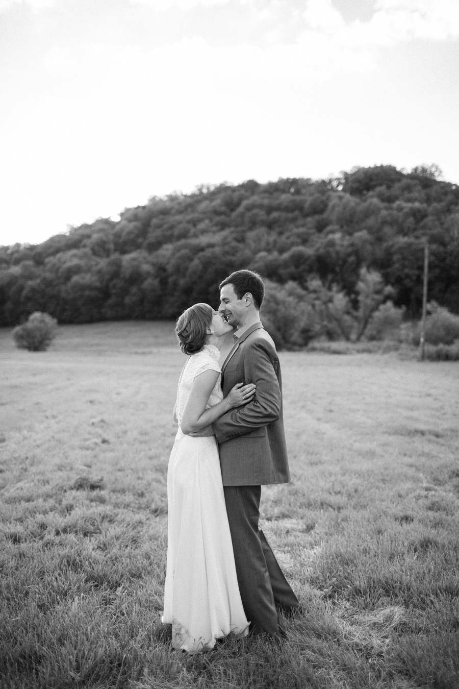 Dan + Courtney Married 9.13.14