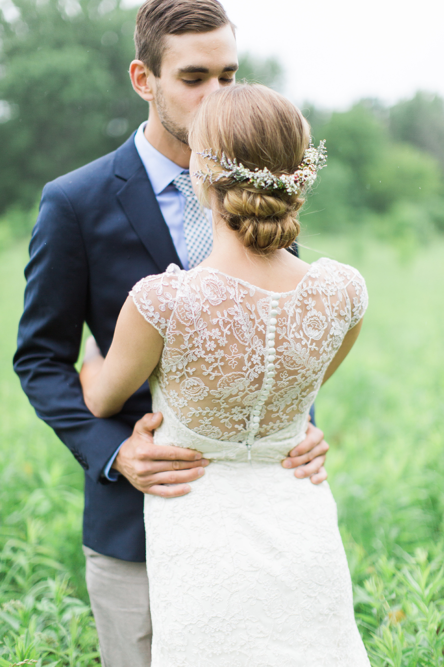 Jonathan + Melissa\'s Lovely Wedding at Heritage Hill // Green Bay ...