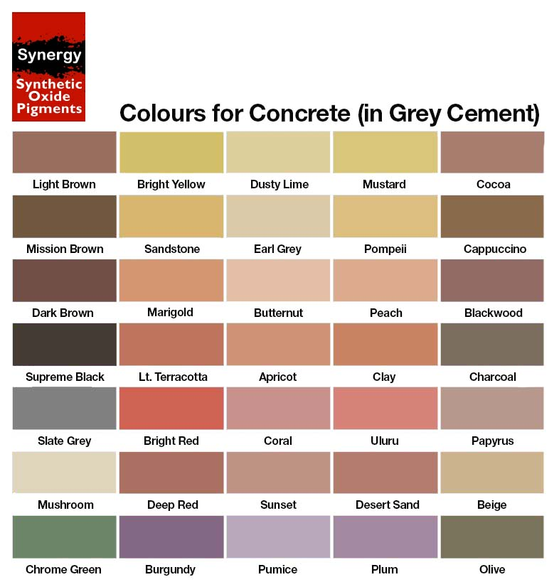 Synergy Paint Color