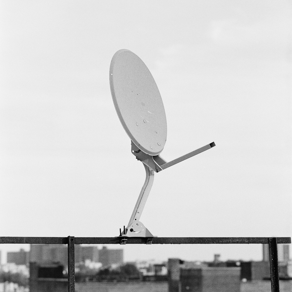 Satellite Dish #1, 2015