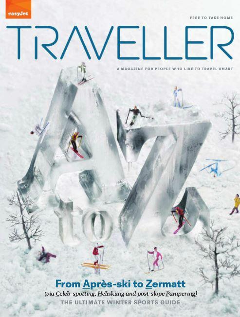 EASYJET TRAVELLER : 2013