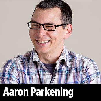 Aaron Parkening