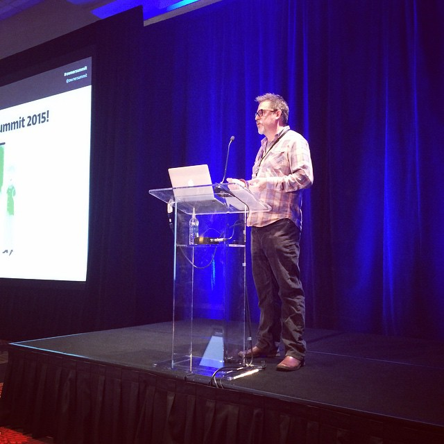 @hoyboy_ has kicked off the day! #ownersummit by ownersummit.jpg