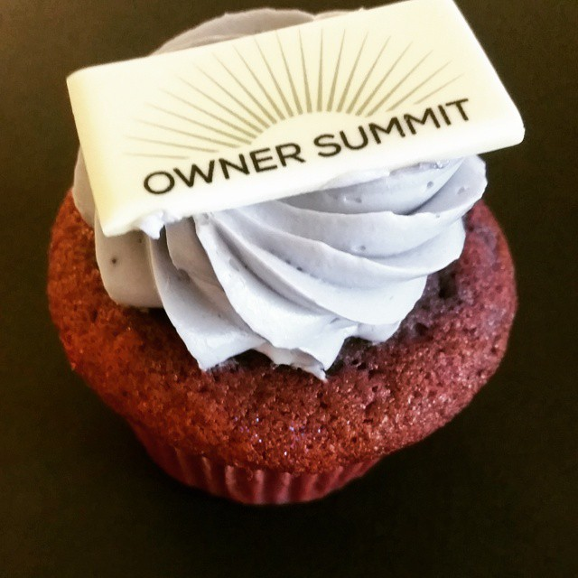 Everything is better with cupcakes. #OwnerSummit by kelseyrutis.jpg