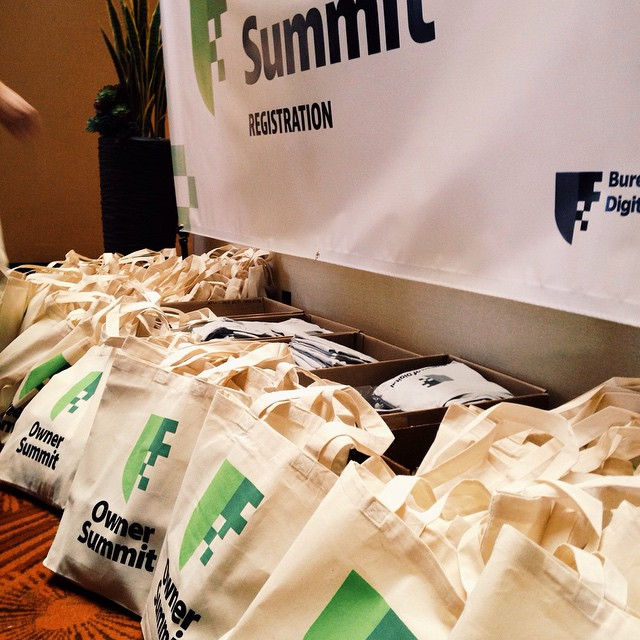 Let's get this party started! #swag #ownersummit by morganconcialdi.jpg