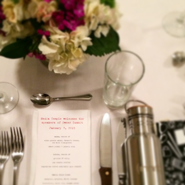 One of my favorite restaurants for owner summit speaker dinner! #mediatemple ❤️#ownersummit by nelk.jpg