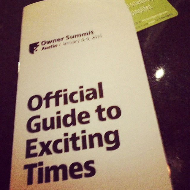 Things are about to get exciting! @ownersummit #powinteractive by jgnass.jpg