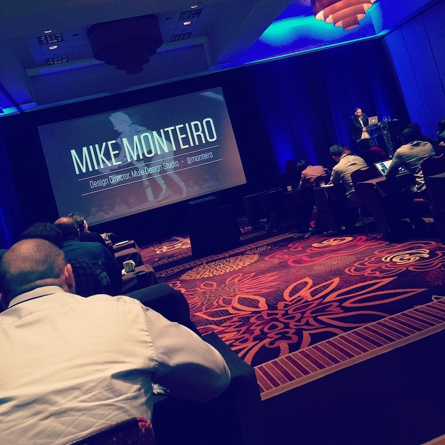 This guy. @mikemonteiro great presentation! Thanks for the chat and wisdom! #ownersummit by bradiroff.jpg