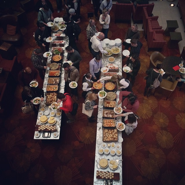 Time for lunch at Marker 10 Lounge! #ownersummit by ownersummit.jpg