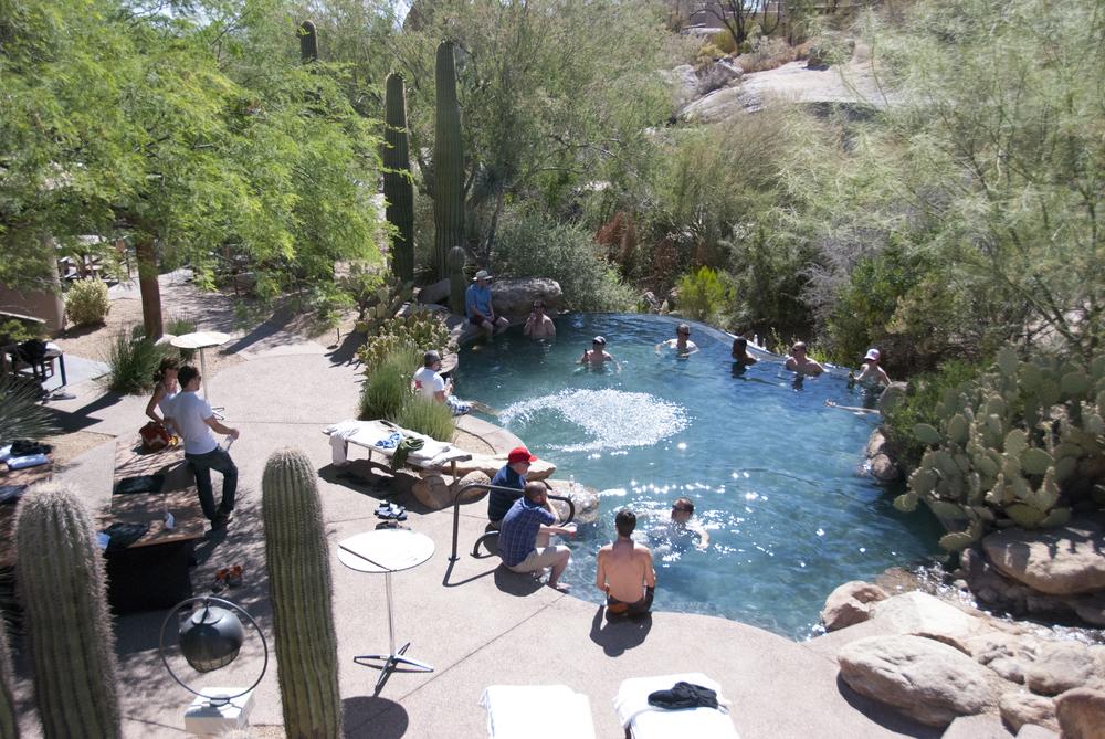 Owner Camp 003 at the Boulders, Scottsdale, AZ
