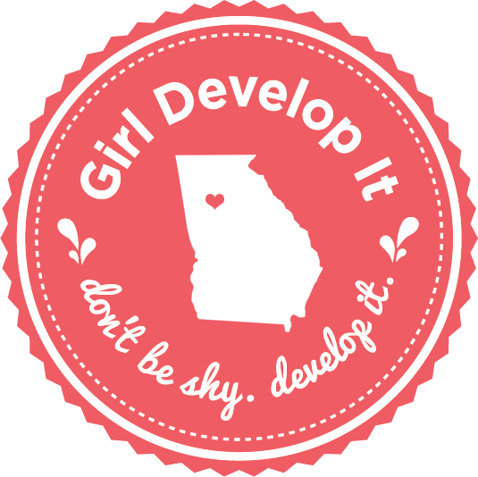 Girl Develop It ATL