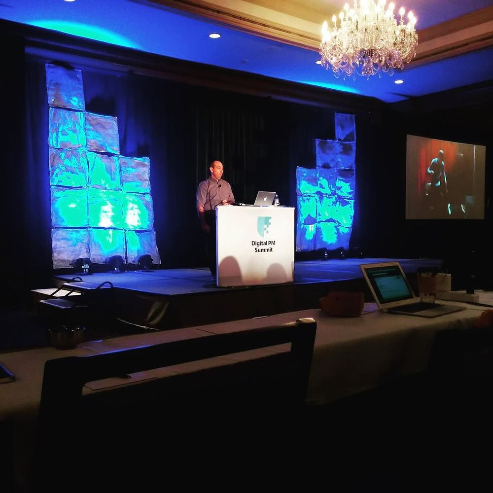 @westofjess is attending the Digital PM Summit in Philadelphia today! #dpm2015 by openroadies.jpg