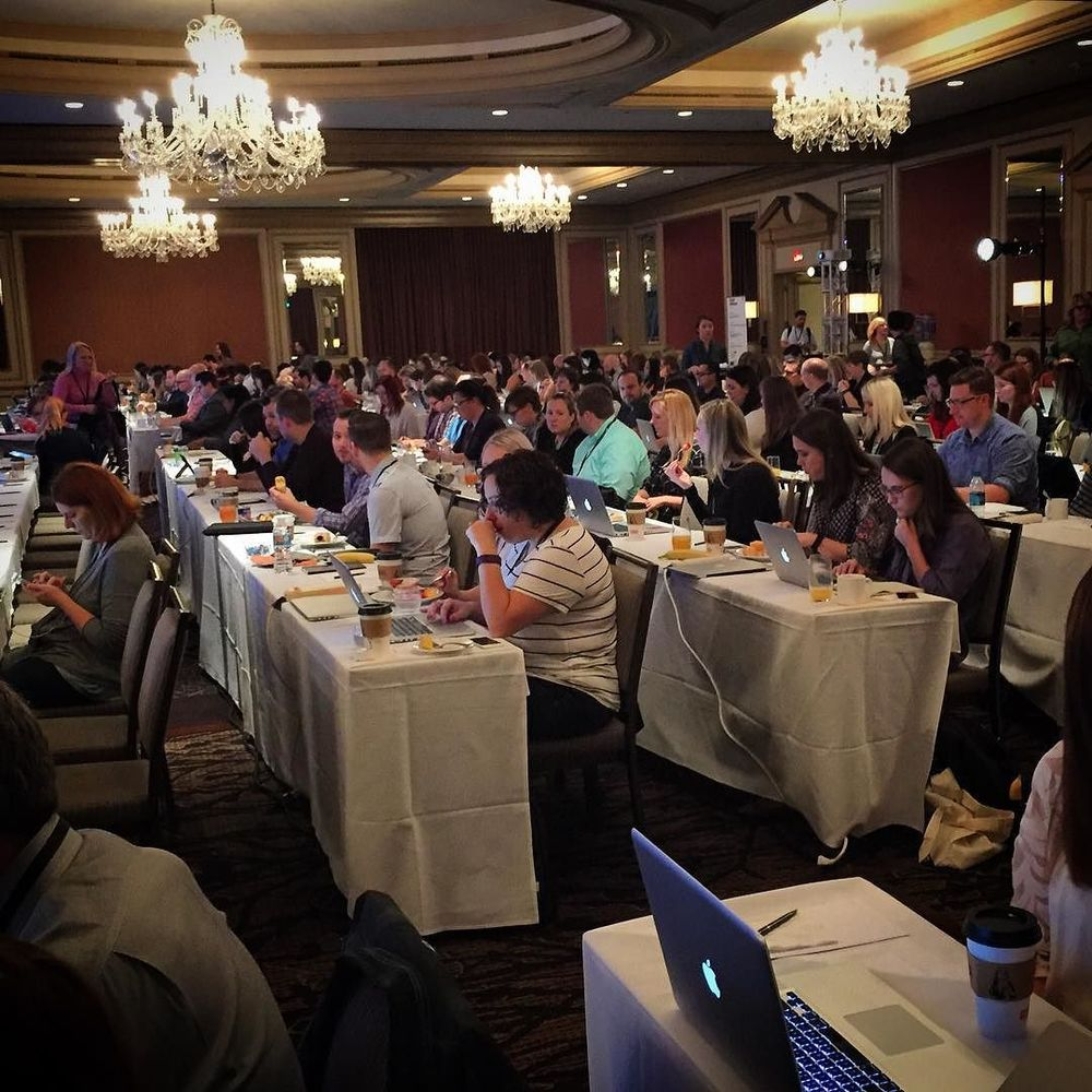 Full house! #dpm2015 by digicoffee.jpg