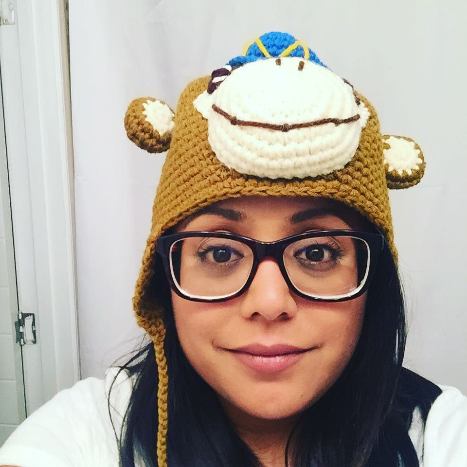 Just monkeying around with my #dpm2015 swag by sunsh0wers.jpg