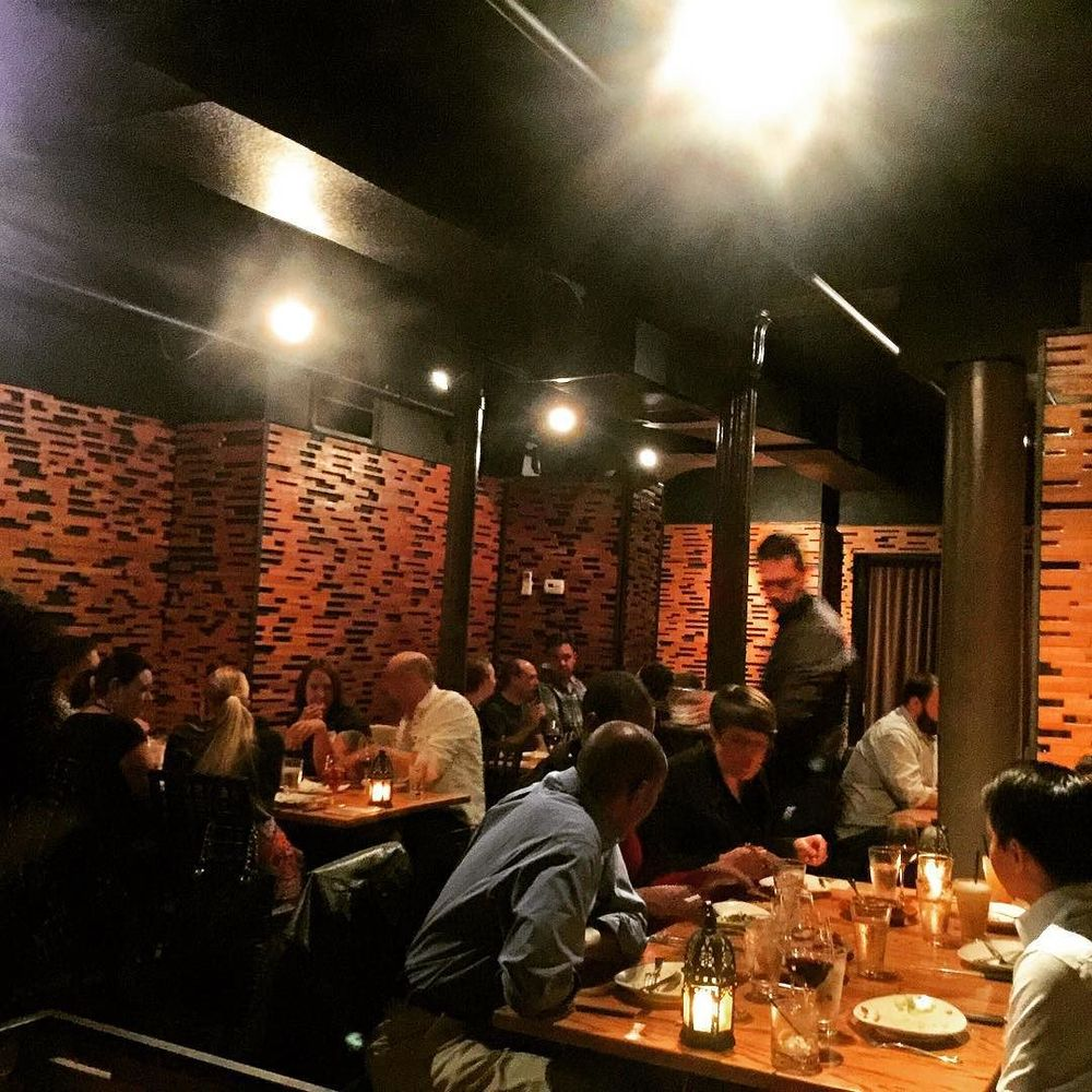 Special thanks to @mediatemple for our fabulous speaker dinner @digitalpmsummit! #dpm2015 by carlwsmith.jpg