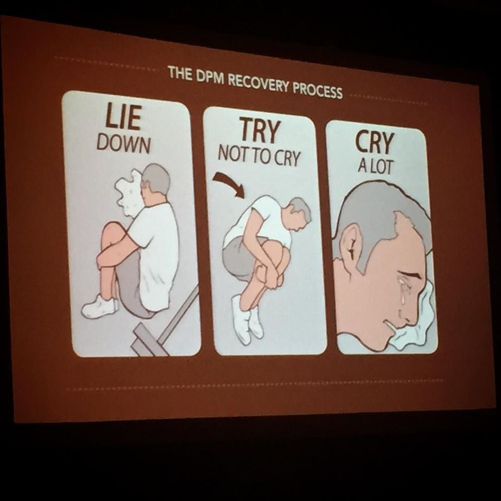 The Recovery Process of the Digital Project Manager from Sam Barnes. @thesamebarnes #dpm2015 by digicoffee.jpg