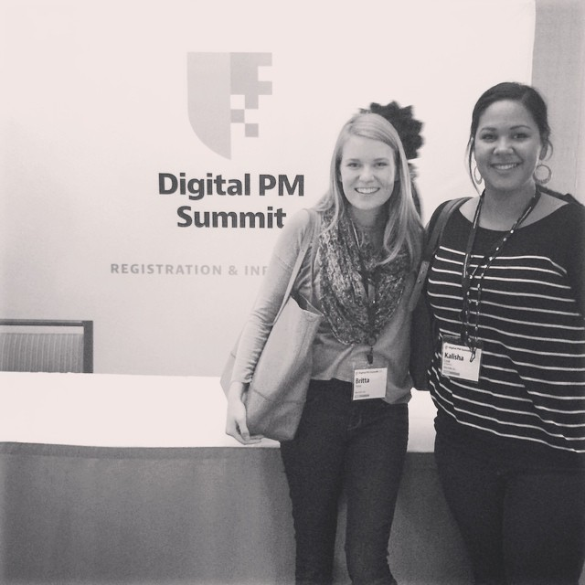 Two days and 30 pages of notes later, we've officially conquered #dpm2015 by brittagflynn.jpg