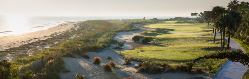 The Links Course at Wild Dunes, home of the inaugrual Owner Summit Golf Tournament.