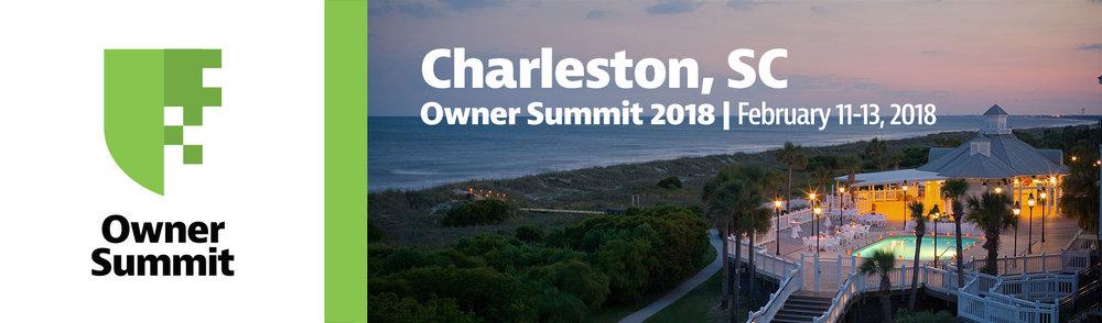 Owner Summit 2018 Banner