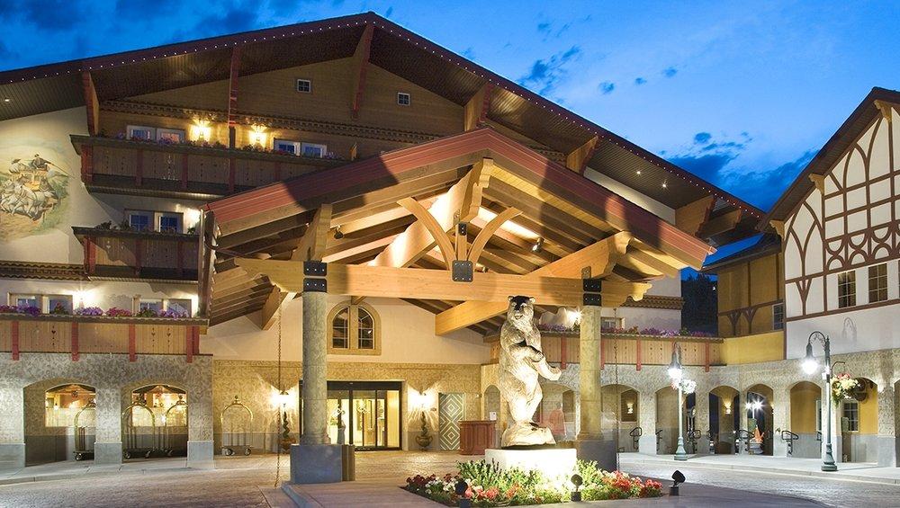 Zermatt Resort in Midway, UT