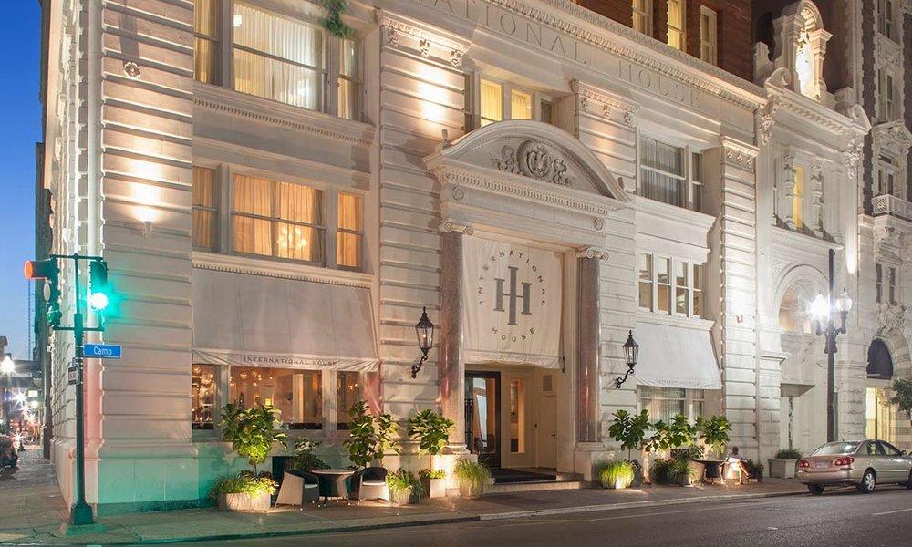 International House in New Orleans, LA