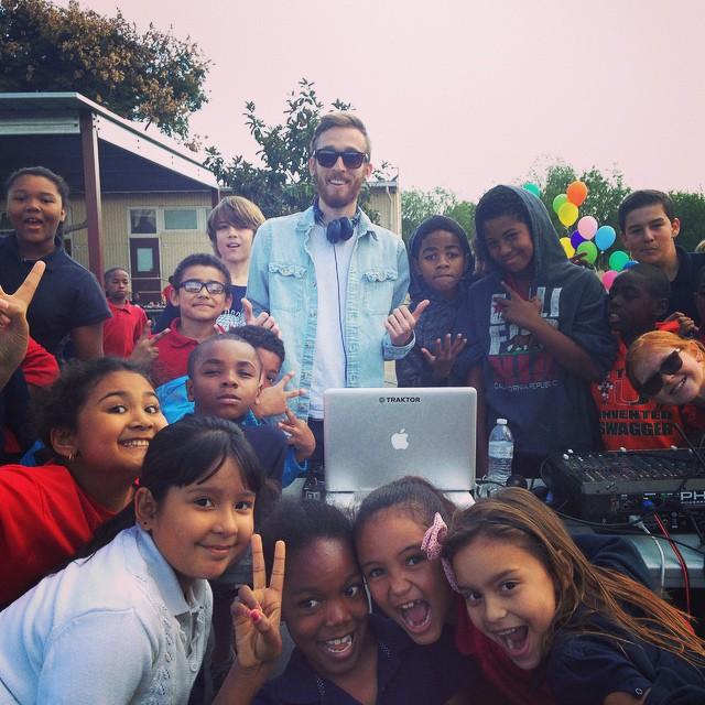 Kids Party DJ Los Cerritos Dance A Thon