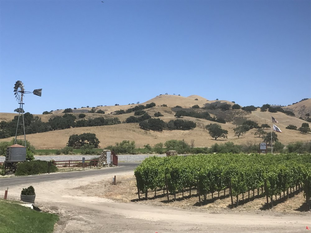 Zaca Mesa Winery