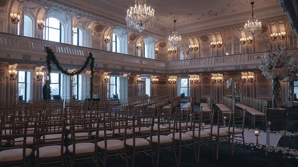 blackstone hotel ballroom