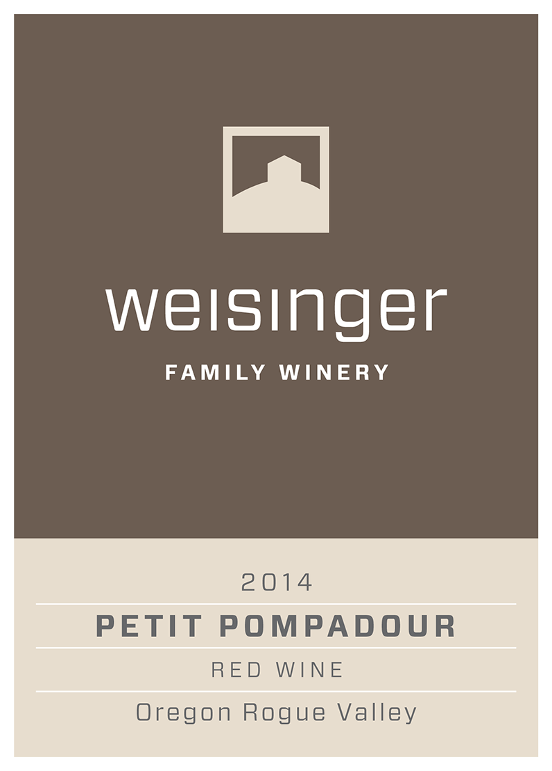 Weisinger Family Winery 2014 Petit Pompadour