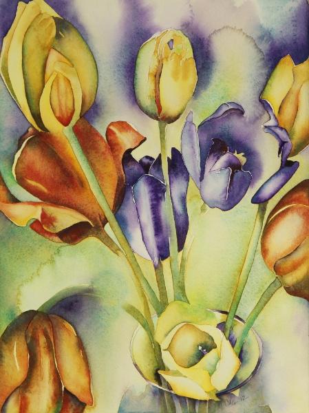 Seduced By Tulips II