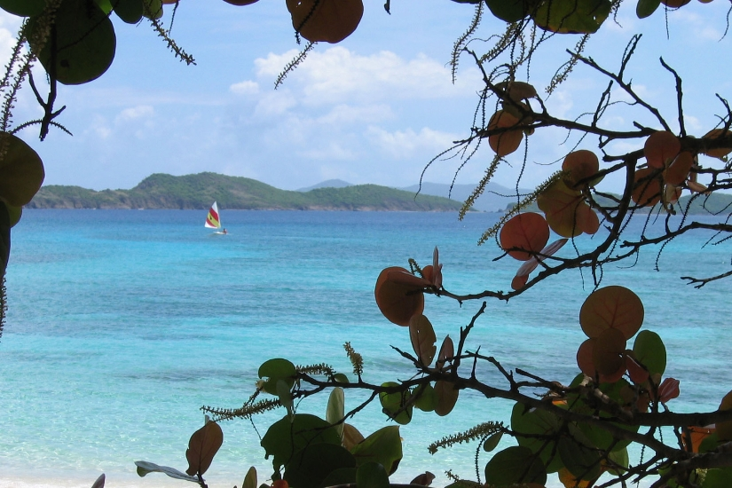 Bolongo Bay, St. Thomas, Virgin Islands 2007