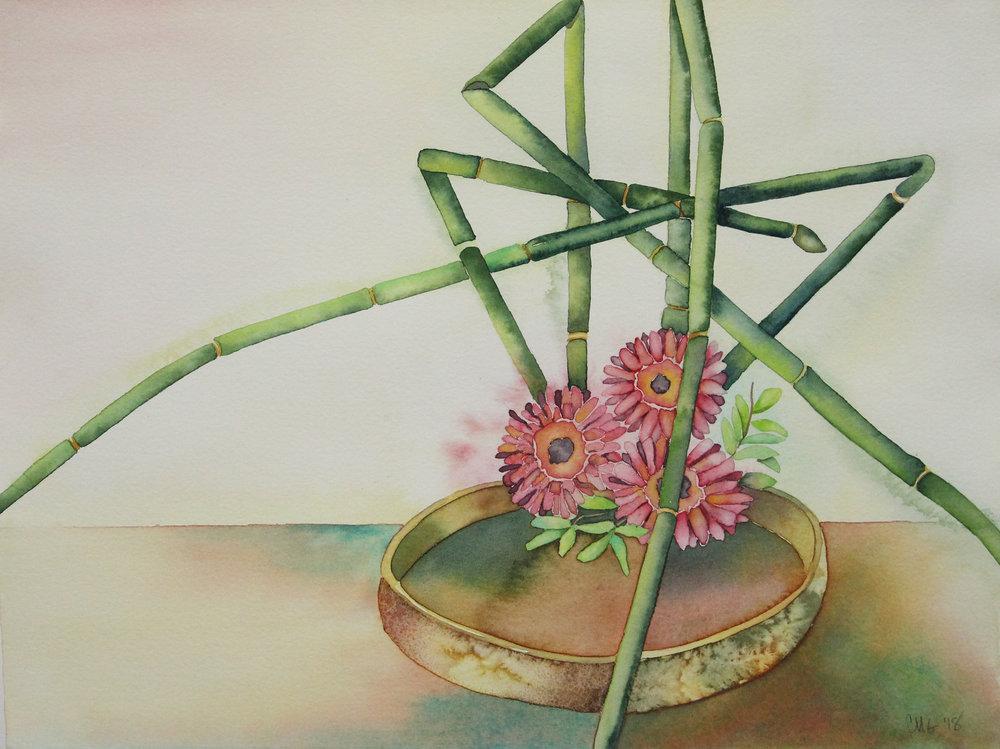 Ikebana Geometry