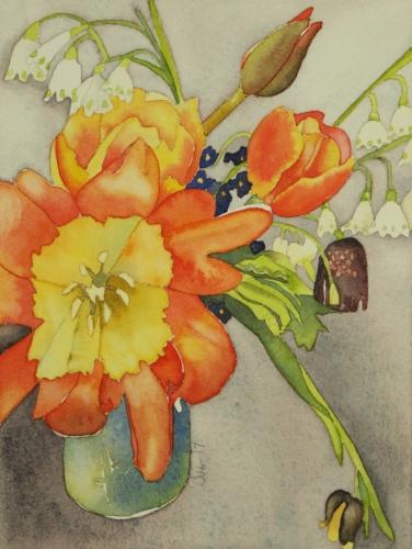 Linda's Last Bouquet