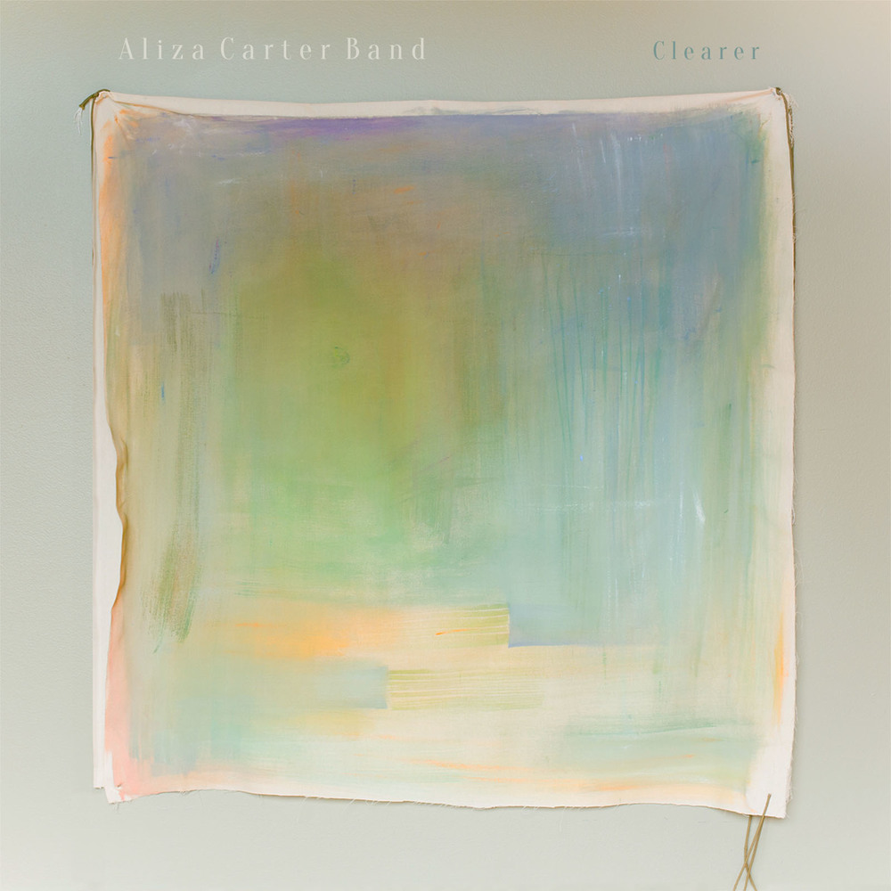 Aliza Carter Band's EP  Clearer  Available Everywhere